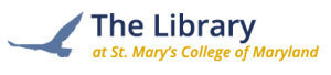 SMCM Library Logo Attempt