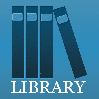 An Icon For Library Mobile Apps