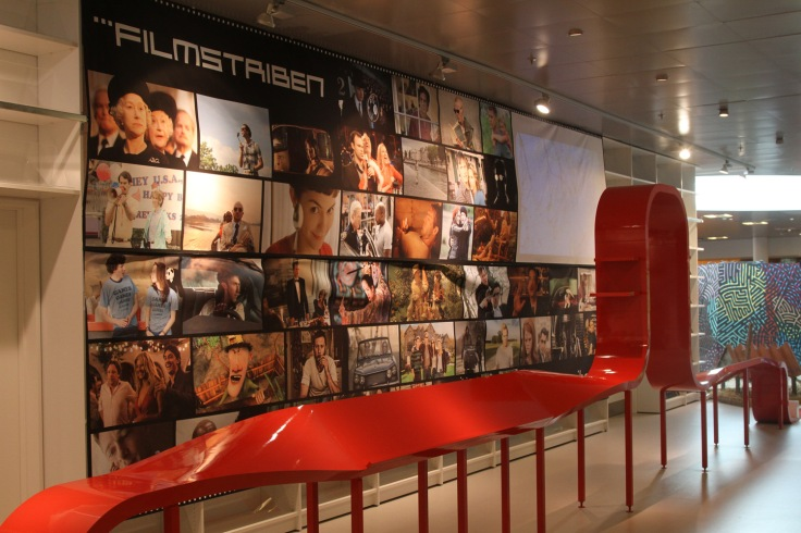 Filmstriben Display