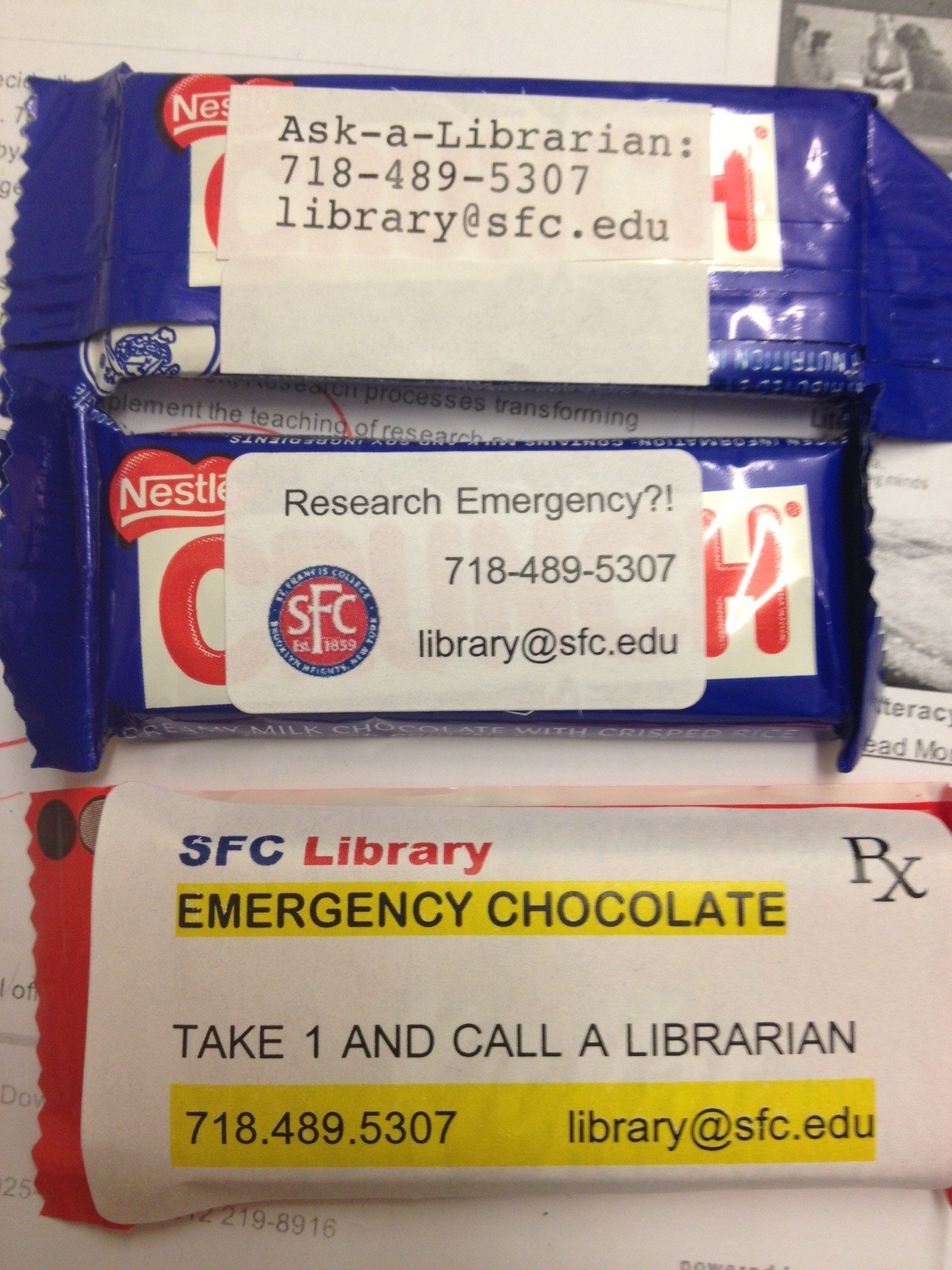 word – Librarian Design Share