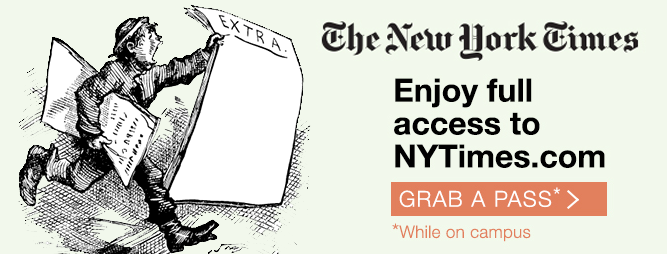 Enjoy Full Access to NYTIMES.COM