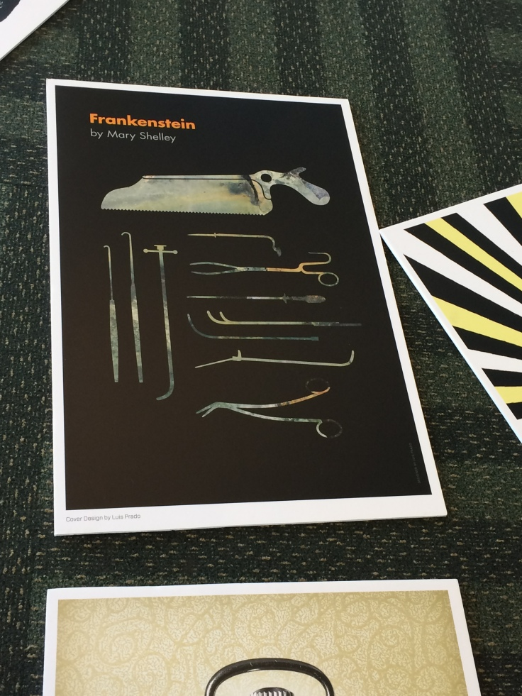 Frankenstein - Recovering the Classics Project