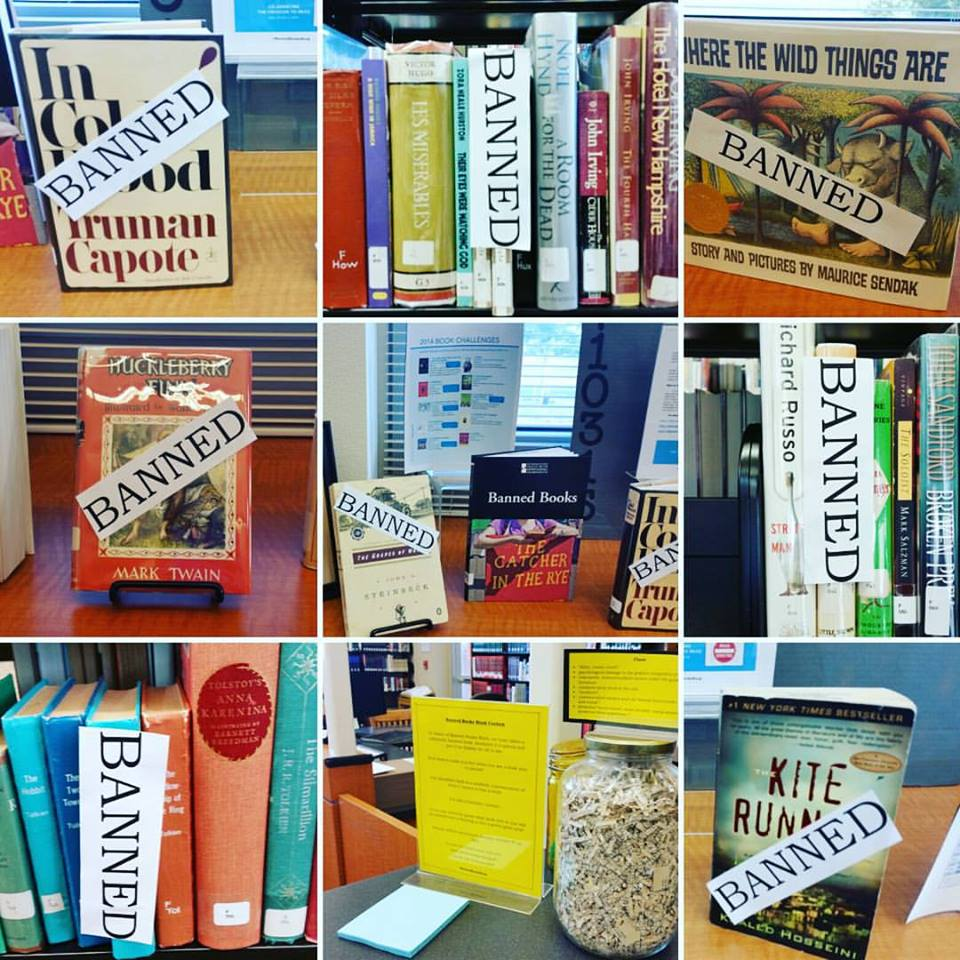 Banned Books Week Compilation