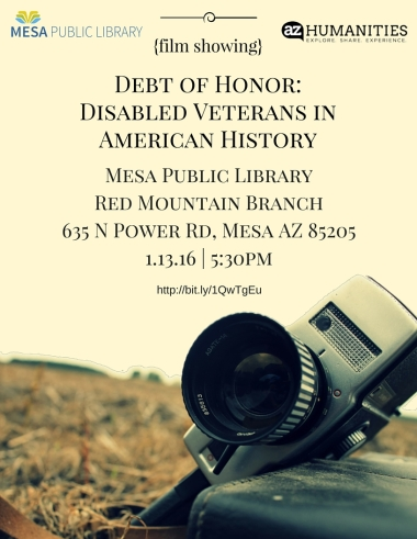 Debt of Honor-Disabled Veterans in American History (1)